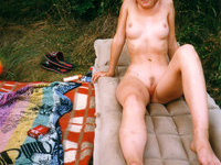 Amateurmix93 Summer Nudist