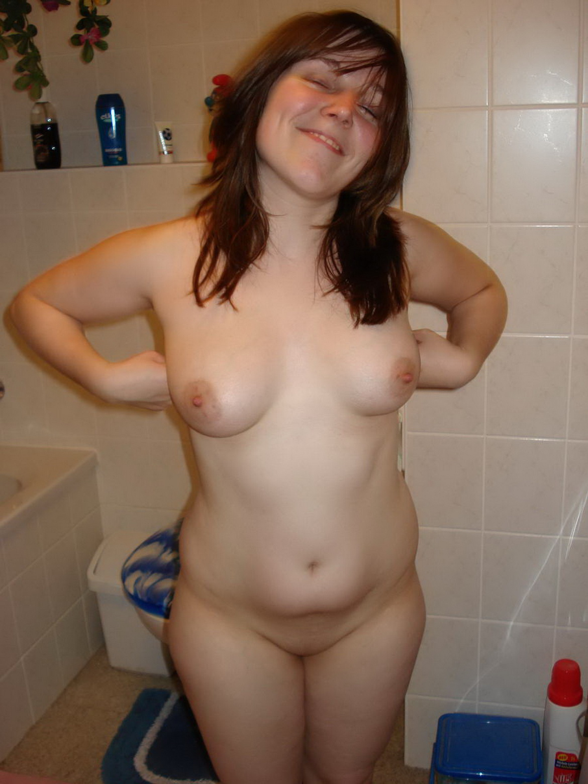girlfriend naked